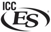 New ICC-ES Mark