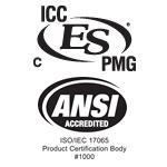 ICC-ES PMG & ANSI
